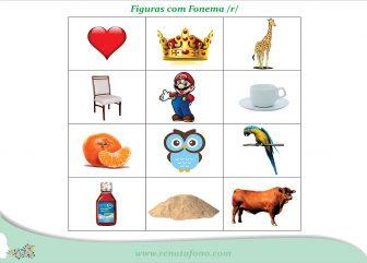 Figuras Fonemas /r/