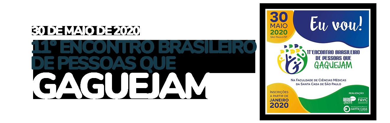 11º encontro brasileiro de pessoas que gaguejam